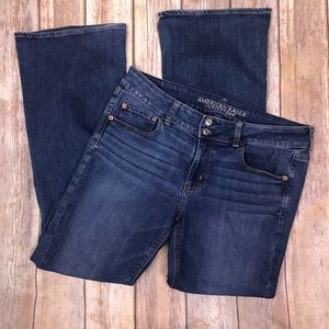 American Eagle Outfitters 14 Long denim jeans